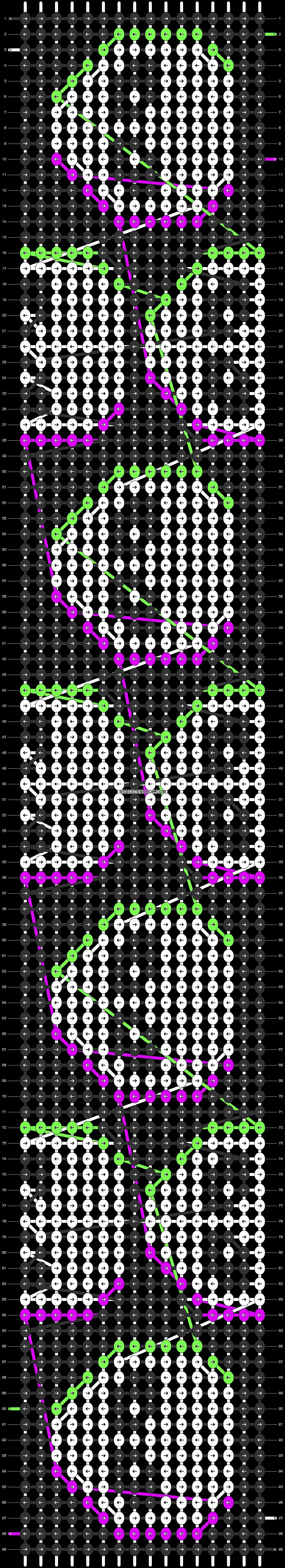 Alpha pattern #58141 pattern