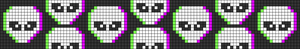 Alpha pattern #58141