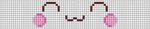 Alpha pattern #58142