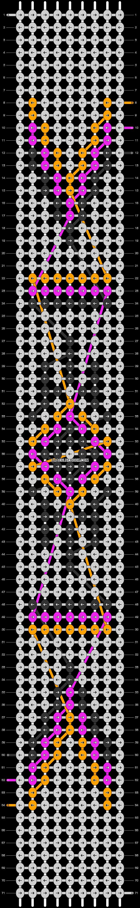 Alpha pattern #58144 pattern