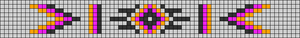 Alpha pattern #58144