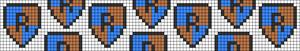Alpha pattern #58151