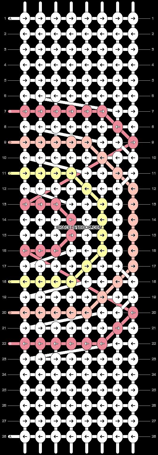 Alpha pattern #58160 pattern