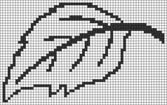 Alpha pattern #58161