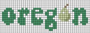 Alpha pattern #58170