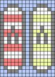 Alpha pattern #58176