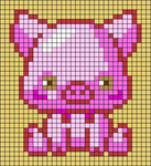 Alpha pattern #58177