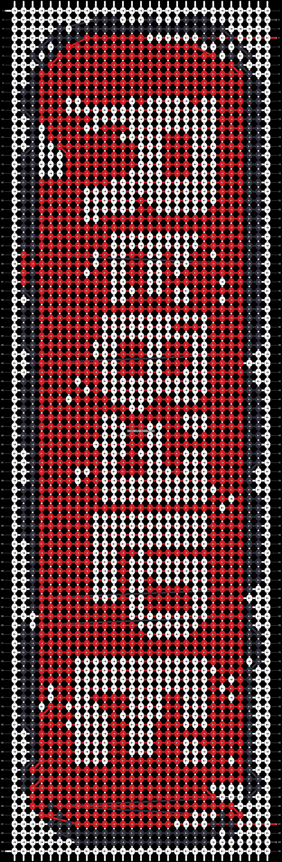 Alpha pattern #58181 pattern