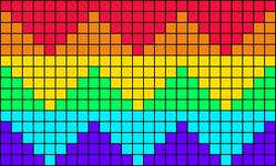 Alpha pattern #58185