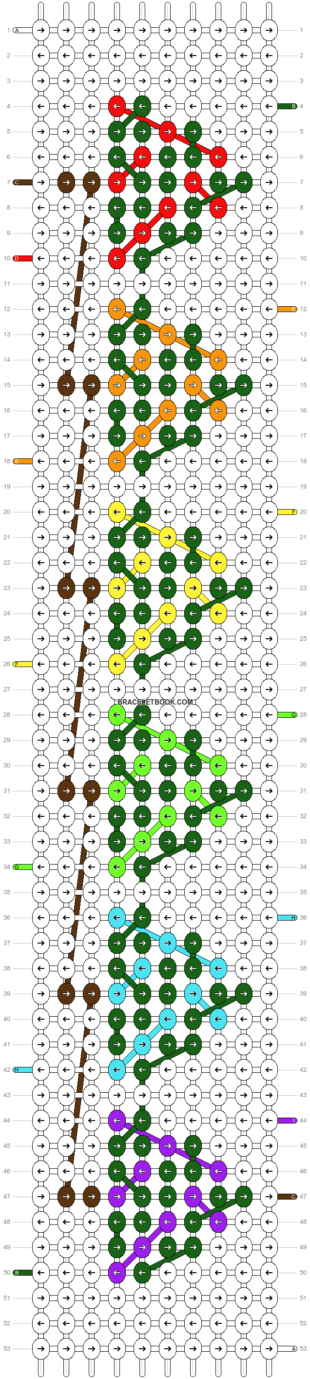 Alpha pattern #58192 pattern