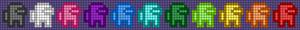 Alpha pattern #58201