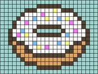 Alpha pattern #58202