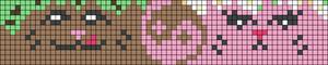 Alpha pattern #58203