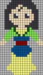 Alpha pattern #58206
