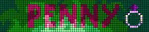 Alpha pattern #58209