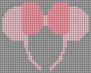 Alpha pattern #58211