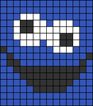 Alpha pattern #58231