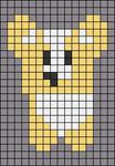Alpha pattern #58241