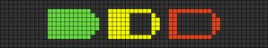 Alpha pattern #58249