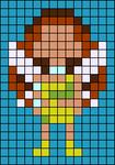 Alpha pattern #58254