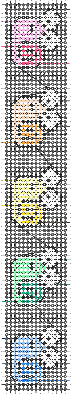 Alpha pattern #58258 pattern