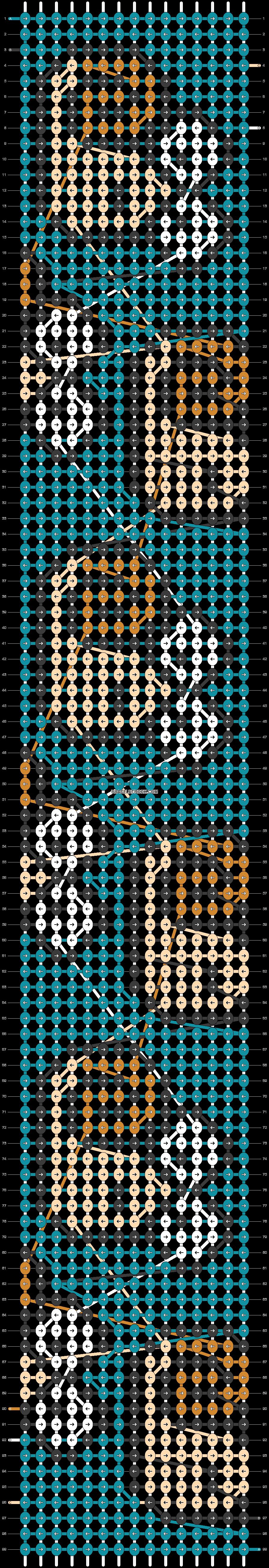 Alpha pattern #58259 pattern