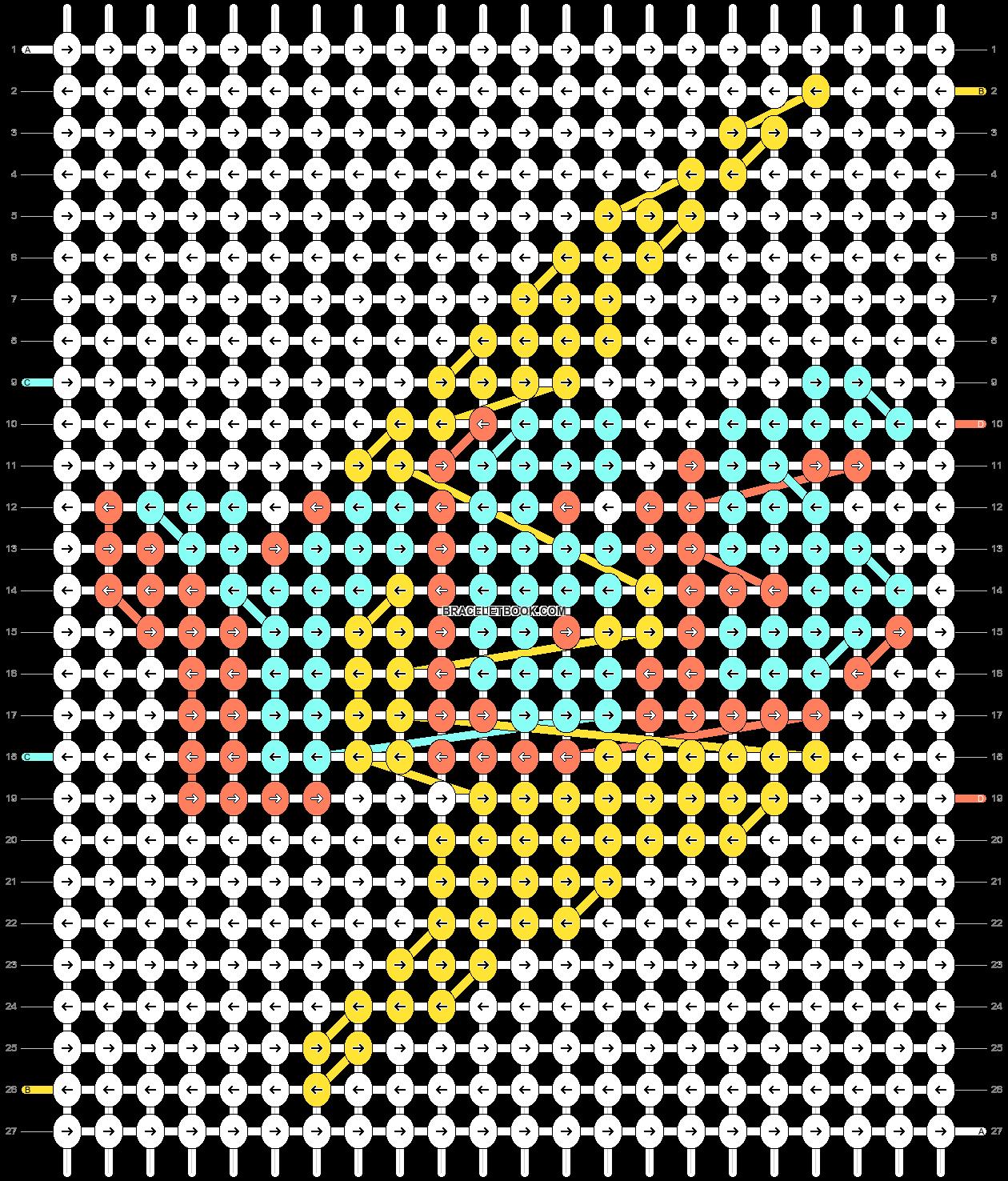 Alpha pattern #58263 pattern