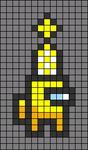Alpha pattern #58265