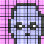 Alpha pattern #58272