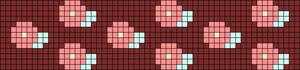 Alpha pattern #58273