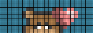 Alpha pattern #58275