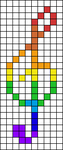 Alpha pattern #58276