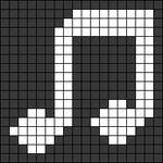 Alpha pattern #58279