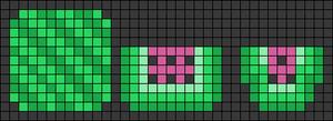 Alpha pattern #58280