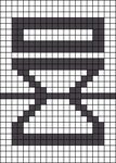 Alpha pattern #58284