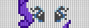 Alpha pattern #58318
