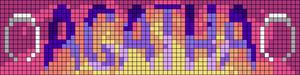 Alpha pattern #58331