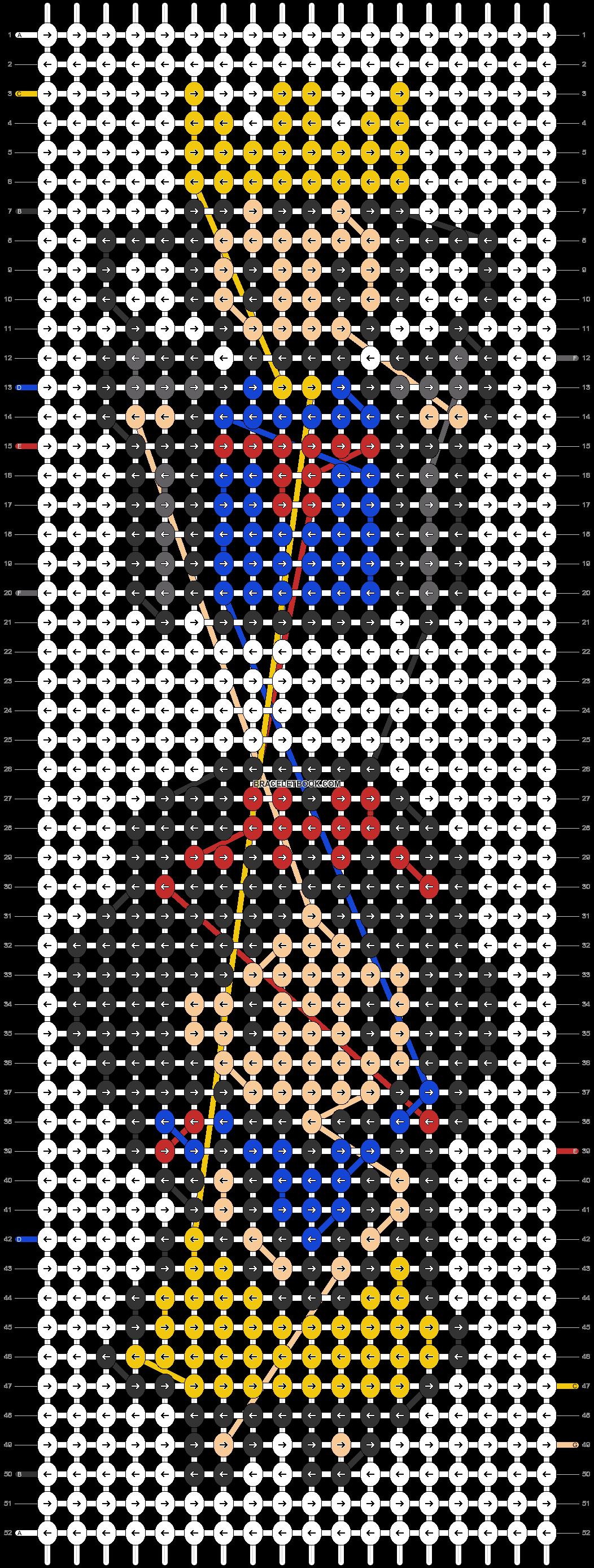 Alpha pattern #58333 pattern