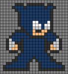 Alpha pattern #58340