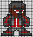 Alpha pattern #58341