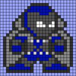 Alpha pattern #58352