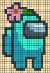 Alpha pattern #58355