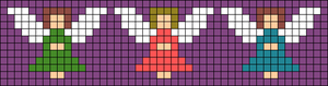Alpha pattern #58358