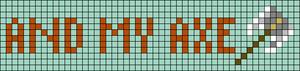 Alpha pattern #58388