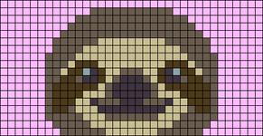 Alpha pattern #58396