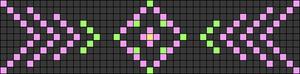 Alpha pattern #58400