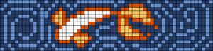 Alpha pattern #58402