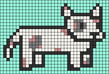 Alpha pattern #58438