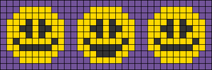 Alpha pattern #58455