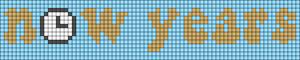 Alpha pattern #58459